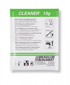 Cleaner 15x15g - Bravilor Bonamat