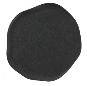Talerz  płytki  Pure Seasons Coal 340mm kod: 04ALM003249 - Porland