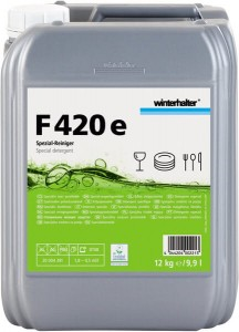 Płyn F420 12kg do zmywarek - Winterhalter