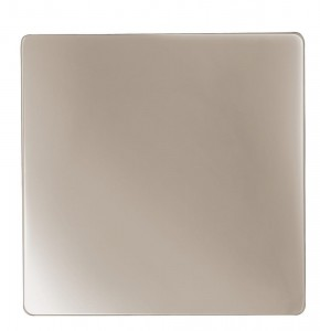 Talerz moon taupe 280 - C&S Chef&Sommelier S1066